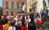 Gdańsk obchodzi rocznicę uchwalenia...