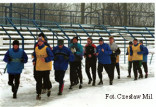 Pierwszy trening Arki po zimowej przerwie
