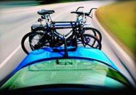 Jak przewieźć bezpiecznie rower samochodem?