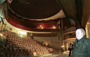"""Teatr """"Wybrzeże"""" pięknieje"""