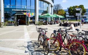 Jak zachęcić pracownika do jazdy rowerem? Firmy prześcigają się w pomysłach