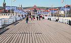 Rosną ceny biletów na molo w Sopocie