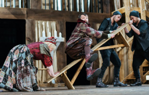 """Szybkie randki i promocja spektaklu """"Zakochany Szekspir"""" na 453. urodziny Szekspira"""