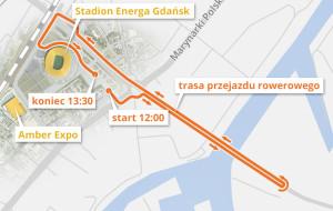 W sobotę rowerzyści pojadą tunelem pod Martwą Wisłą