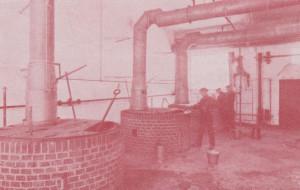 Historia przedwojennej fabryki farb