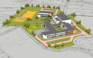 Podpisali umowę na budowę pierwszej w Polsce  Metropolitalnej Szkoły w Kowalach