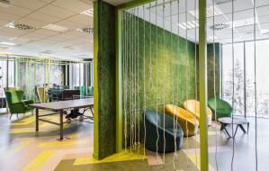 Przestrzenie biurowe projektowane z myślą o przyszłości
