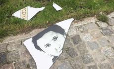 Zatrzymano wandala, który zniszczył płytę pomnika Inki