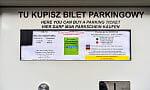 Parkomat nie może żądać rejestracji twojego auta