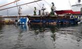 Będzie śledztwo w sprawie zatonięcia doku ze statkiem