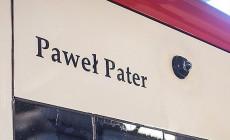 Patroni tramwajów: Paweł Pater