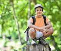 Z astmą czy alergią na letnie kolonie. Chore dziecko też może mieć wakacje