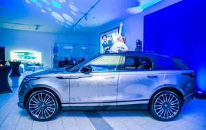 Velar - nowość w rodzinie Range Rovera