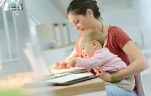 Praca podczas urlopu macierzyńskiego i rodzicielskiego