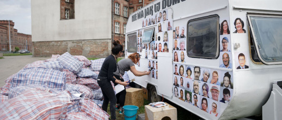 Artyści opanują w weekend Dolne Miasto