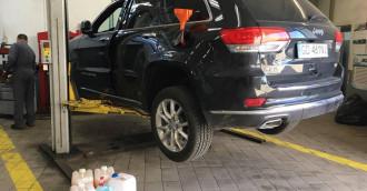 Paliwo z wodą na firmowej stacji uszkodziło samochód