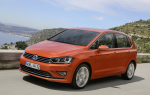 Garaż Volkswagena: Golf Sportsvan