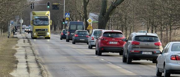 Odłożona rozbudowa Kartuskiej w Gdańsku