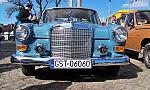 Gwiazdy w Sopocie, czyli zlot Mercedesów przy molo