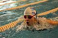 Pływaczka bije rekordy i marzy o igrzyskach
