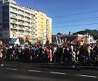 Marsz Równości przeszedł przez Wrzeszcz