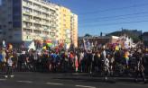 Marsz Równości przeszedł przez Wrzeszcz. Było spokojnie