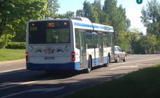 Autobusy jeżdżą na Witomino objazdem, bo nie ma buspasa