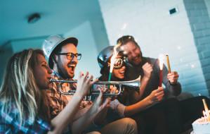 Zorganizuj imprezę w domu, ale nie swoim