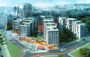 Deweloper kupił teren SKOK-u w Gdyni