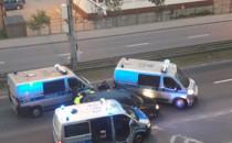 Policyjne pościgi w Trójmieście