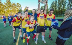 Piłkarze z Gdańska zagrają o spotkanie z Neymarem
