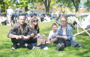 Rodzinny piknik na Smakuj Trójmiasto