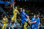 Koszykarz zdecydował się nie ruszać z Gdyni