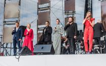 Gwiazdy uczciły pamięć Jana Pawła II w Gdyni
