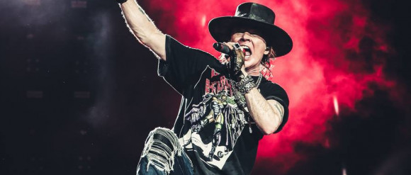 Koncert Guns N' Roses: jak dojechać i wrócić?