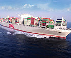 Największy kontenerowiec na świecie za kilka dni w Gdańsku