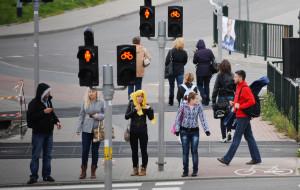Nowe sygnały dźwiękowe na przejściach dla pieszych
