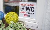 Darmowe toalety w całym Śródmieściu? Tak powinno być wszędzie