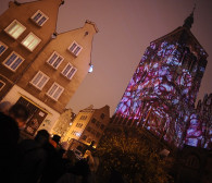 Narracje, czyli rozświetlony, nocny Gdańsk