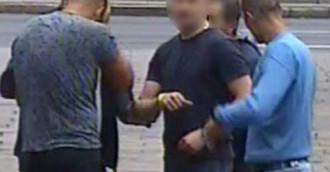 Zarzuty dla sprawców pobicia w Gdańsku