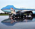 Lotos zatankuje samolot Trumpa. Secret Service pilnuje paliwa