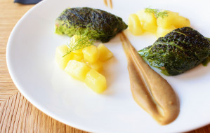 Jemy na mieście: proste smaki w wyrafinowanej formie w 1911 Cafe & Restaurant