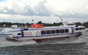Wodoloty znów wypłyną na Zatokę Gdańską