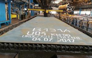 Nauta rozpoczyna budowę statku rybackiego