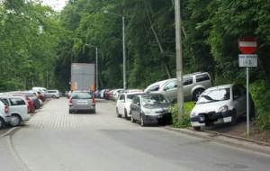 Plaga kierowców jeżdżących pod prąd Smoluchowskiego w Gdańsku