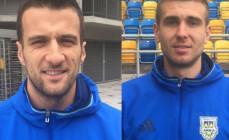 Miszczenko i Jazvić na testy do Gniewina