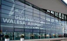 Gdański port lotniczy obsłużył ponad 2 mln pasażerów przez pół roku