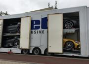 Dostawa dwóch Mercedesów wartych 2 mln zł