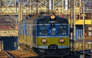 Pociąg-pomnik jest młodszy od nadal jeżdżącej SKM-ki