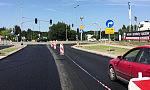 Drogowcy kończą prace, będą mniejsze korki na Słowackiego